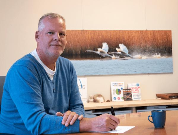 Gerrit van Sinderen Orthomoleculair Therapeut