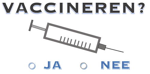 vaccineren ja of nee blog logo